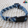 Hot-Sale High-Quality Heat-Transfer Printed 15mm Adjustable Polyester Dog Collar