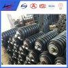 Conveyor Steel Rubber Impact Roller Idler