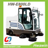 Driving Type All Closed Electric Sweeper Machine