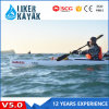 Top Quality Single Seat Plastic Hull Kajak with 16 Years UV Protected