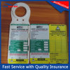 Hanging Scaffold Tag for Construction Daily Record / Status Record