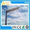 30W Integrated Outdoor LED Garden Lighting Solar Street Light (SSL-5W-120W) with 130lumen/Watts