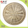 Diamond Cut Edge Coin Operated Stamped Token