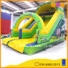 Giant Cartoon Theme Green Inflatable Slide Toys for Kids (AQ922-1)