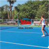 Rubber Flooring Type Court Covering