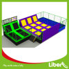 with Foam Pit Indoor Trampoline for Sale