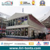 Used Double Decker Party Tent with Glass Walls for Restaurant Tent Hall