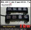 Amber White Liner Lens LED Flash Directional Lightbar