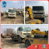 Used 2006~2009 Total-25ton Japan-Originated Hino-500 8-Cubic-Meter Available-New-Headlights Concrete Mixer Truck