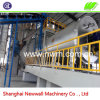 Full Automatic 50tph Rotary Drum Type Mine Slag Dryer