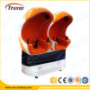 Dynamic 3 Seat Egg Design Vr Egg Cinema 9d Movie Theater