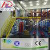 Structural Steel Mezzanine Warehouse Storage Rack