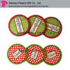 Round Absorbent Pulp Coaster with Promotion Logo Printing