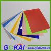 Colorful Opaque Matt Rigid PVC Sheets for Display