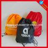 Custom Promotional Nylon Drawstring Backpack (JM-DR002)