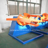 High Quality Durable High Speed 3ton Manual Hydraulic Decoiler Without Coil Car