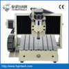 PVC Acrylic Plastic Wood Cutting Engraving CNC Router Machine