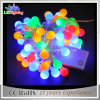 Color Changing Outdoor LED Christmas Lights with Ball