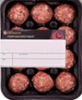 Food Meat Sausage Trays up Film
