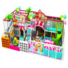 Children Indoor Playground Candy Theme Castle Equipment