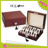 Promotional Color Changeable Imitation Leather Womens Watch Box