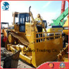 Used Pushdozer Caterpillar D7h Tractor Crawler Bulldozer with Ripper