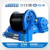 Slow Speed Heavy Duty Electric Wirerope Winch