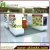 2014 Made in China Retail Cell Phone Charging Kiosk Design/Cell Phone Charging Kiosk for Sale in Mall (G10027)