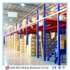 Industrial Glass Racks Chain Storage Mezzanine Platform