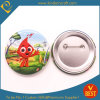 Custom Cartoon Metal Tin Button Badge for Children