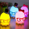 Rechargeable Color Changing Octopus LED Table Night Lamp