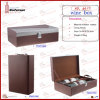 Joint PU Design Two Bottles Wine Box (6417)