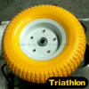 13X5.00-6 Solid PU Tires with Flat or Round Tread