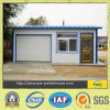 Prefabricated House with Portable Car Garage