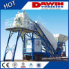 Yhzs35 35 M3 /H Semi Trailer Mixing Plant with Wheels