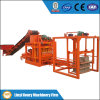 Qtj4-26 Small Block Production Line Concrete Block Machine Price