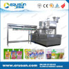 Automatic Stand Pouch Water Filling Machine