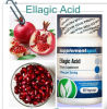 Pomegranate Fruit Peel Extract Ellagic Acid 40%-98%