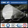 Cimc Huajun 3axle 18-25cbm Aluminium Fuel/Oil/Gasoline Tanker
