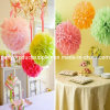 "8"" Tissue Paper POM Poms Flower Ball for Wedding Decoration"