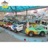 Amusement Park Rides Electric Train Mini Shuttle for Sale (DJ-867)