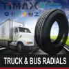 Heavy Duty All Steek 295/75r22.5+285/75r24.5 Radial Truck Tire -Di