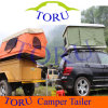 off-Road Hard Floor Camper Trailer with Tent (Model No: K1)