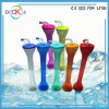 Plastic Pet Long Neck Cup for Different Color