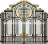 Distinguished Aluminum Deluxe Electric Gate