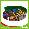 2014 Liben Newly-Designed Trampoline for Park with Foam Pit