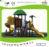 Kaiqi Small Forest Tree House Themed Children′s Playground (KQ20095A)