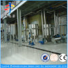 High Profitable High Oil Yeild Soybean Sunflower Maize Edible Oil Refinery
