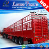 2/3 Axles Transporting Domestic Animals Truck Trailer (cow, sheep and poultry)