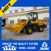 China Manufacture New Design Compact Mini Wheel Loader (1.6ton 0.7cbm ZL20)